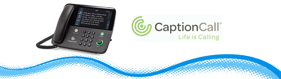 CaptionCall - Community Hearing Aid Center